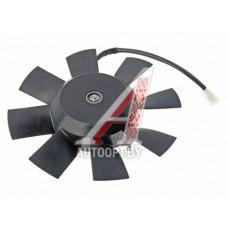 Вентилятор ВАЗ,М-2141,ЗМЗ-402 электрический в сборе КЗАЭ — 70.3730
