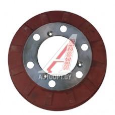 Барабан тормозной ПАЗ-3205 передний (6 отверстий) РЗ