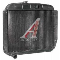 Радиатор ЗИЛ-130 медный 3-х рядный ЛРЗ 130-1301010