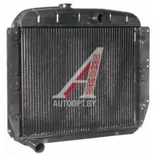 Радиатор ЗИЛ-130 медный 3-х рядный ЛРЗ — 130-1301010