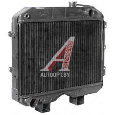 Радиатор УАЗ-452,469 медный 3-х рядный ШААЗ — 3741-1301010