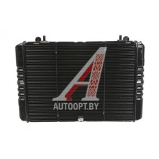Радиатор ГАЗ-2217,33021 медный 2-х рядный Н/О ОР