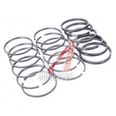 Кольца поршневые ЗИЛ,МАЗ,КАМАЗ компрессора d+0.0 (на 2 поршня) ЗАО Лебединский — 130-3509167