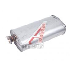 Глушитель УАЗ-315123 нержавеющая сталь НТЦ МСП — 315123-1201010-01