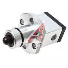 Клапан МАЗ воздушный одинарный Н-образный КПП 12JS SHAANXI