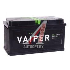 Аккумулятор VAIPER 90А/ч обратная полярность — 6СТ90