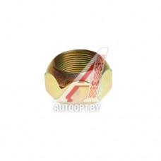 Гайка колеса М30х1.5х22 ГАЗ-53,ЗИЛ,КРАЗ наружная задняя правая резьба под ключ 38мм MEGAPOWER