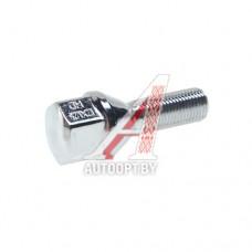 Болт колеса М12х1.25х29 конус под ключ 19мм MP — М12х1.25х29