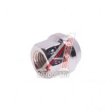 Гайка колеса М12х1.5х21 конус открытая под ключ 17мм MP — М12х1.5х21