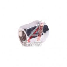 Гайка колеса М12х1.5х25 конус открытая под ключ 19мм MP — М12х1.5х25